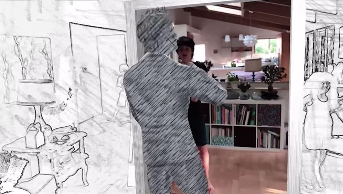Musikkelskere vil digge dette AR-prosjektet.