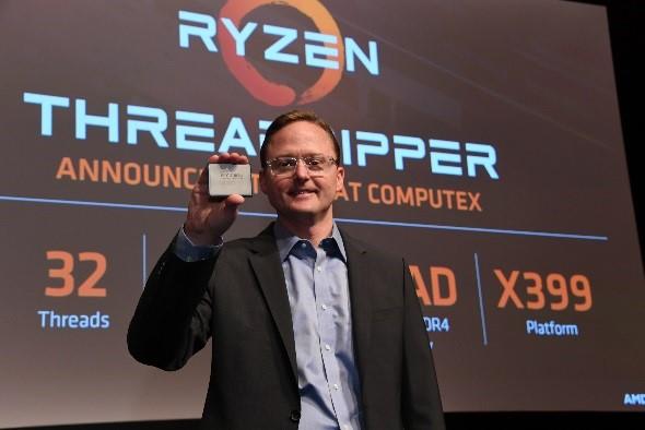 AMDs Threadripper får 16 kjerner og 32 kjerner, og blir forbausende billig sammenlignet med Intels tilbud.