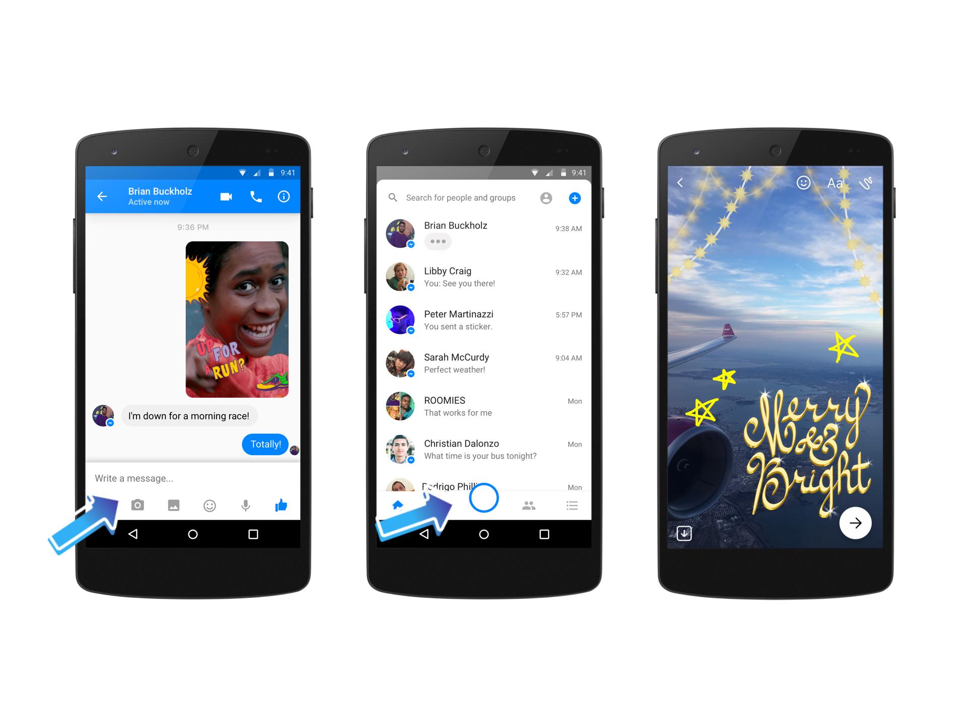 Facebook Messenger har over en milliard brukere - nå skal de få reklame på hjem-skjermen.