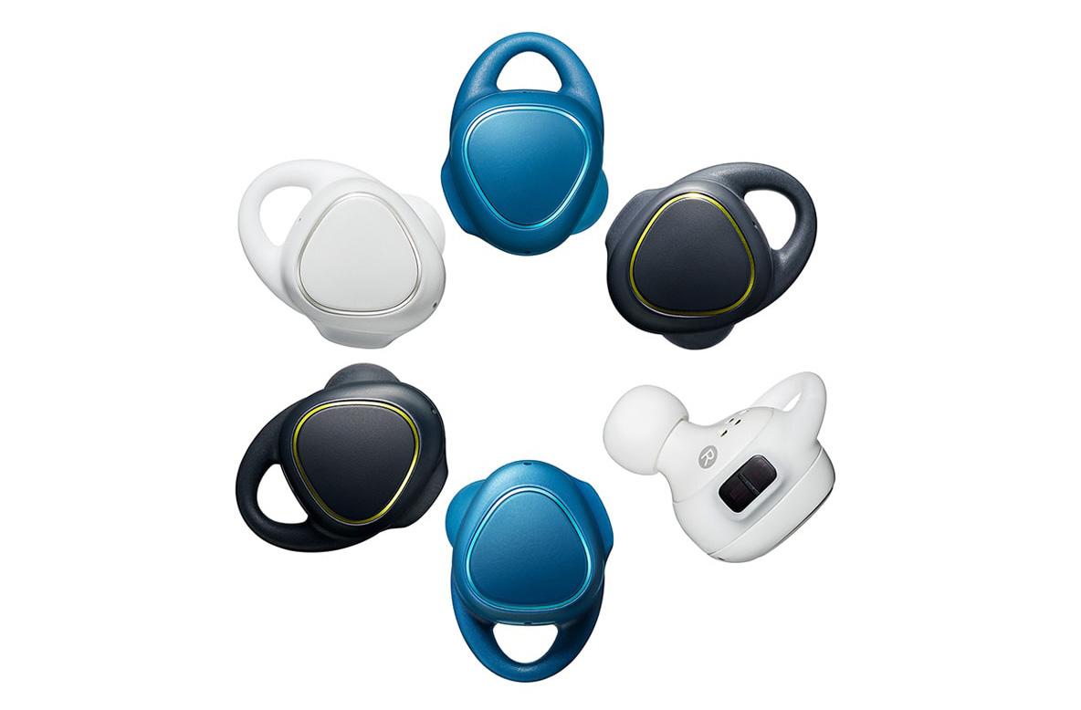 Samsung lager allerede de trådløse øreproppene Gear IconX - men nå kommer det kanskje noen med stemmekontroll.