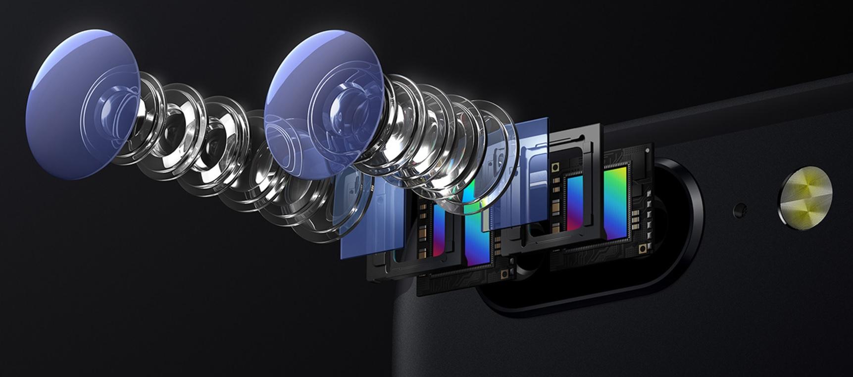 OnePlus 5 gjør det veldig dårlig når det er mørkt. Linsene slipper ikke inn nok lys. Dagbildene er bare OK.