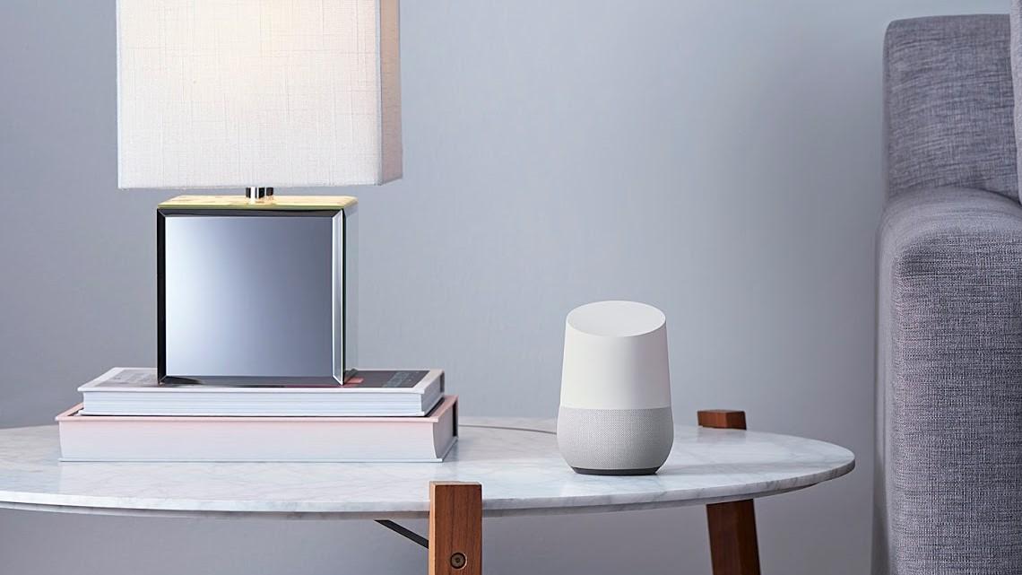 Google home-høyttaleren kan ha reddet livet til en kvinne ved å tolke et utrop som en kommando om å ringe nødnummeret.
