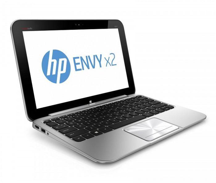 HP Envy X2 er en av PC-ene med Intel Clover Trail.