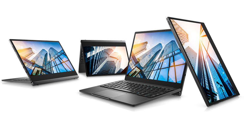 Dells nye Latitude 7285 blir tynner enn noen andre Windows 2-i-1-er og får også trådløs lading.