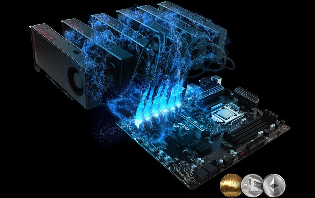 MSI oppdaterer BIOSen på en rekke hovedkort for å gjøre det bedre for kryptogravere.