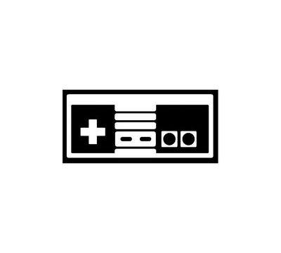 ... Og NES-kontrolleren.