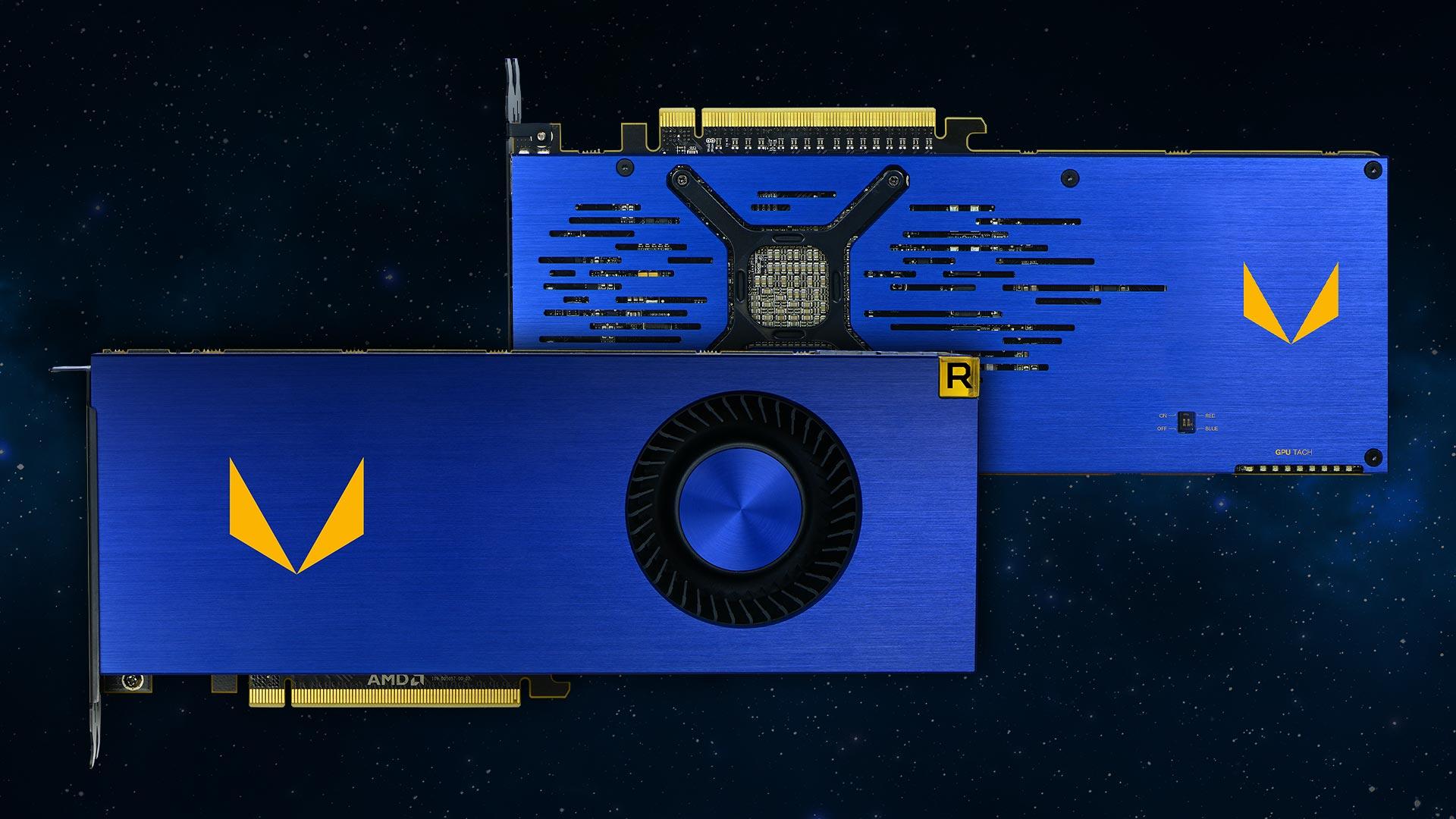 Allerede lanserte Radeon Vega Frontier Edition har 16 GB RAM. Nå får spillortene antakelig det samme.