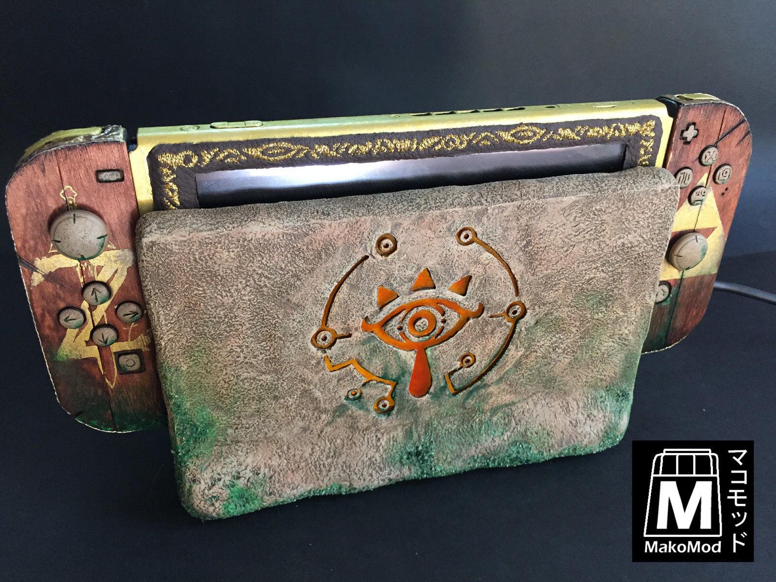 Glad i Zelda? Da er dette Switch-konsollen for deg.