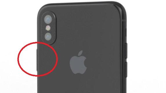 Kan Apple komme til å integrere Touch ID i strømknappen?