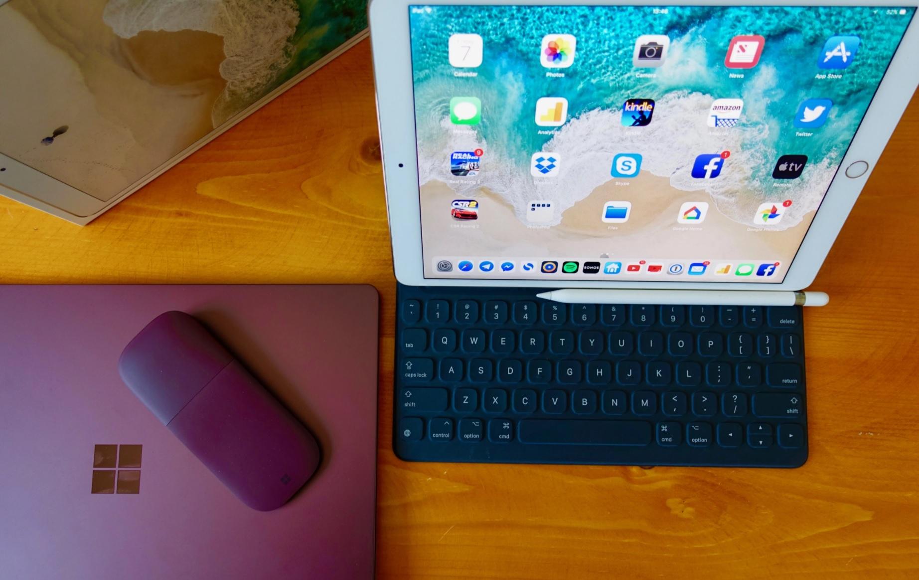 Få med deg testene våre av iPad Pro 10,5 og Surface Laptop, i tillegg til alt det spennende som kommer fremover.