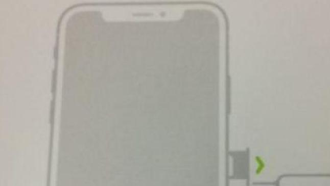 Dette er trolig iPhone 8-designet.