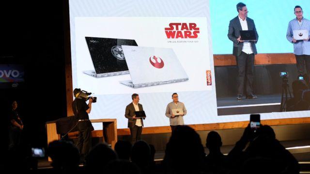 Ny Stars Wars-laptop.