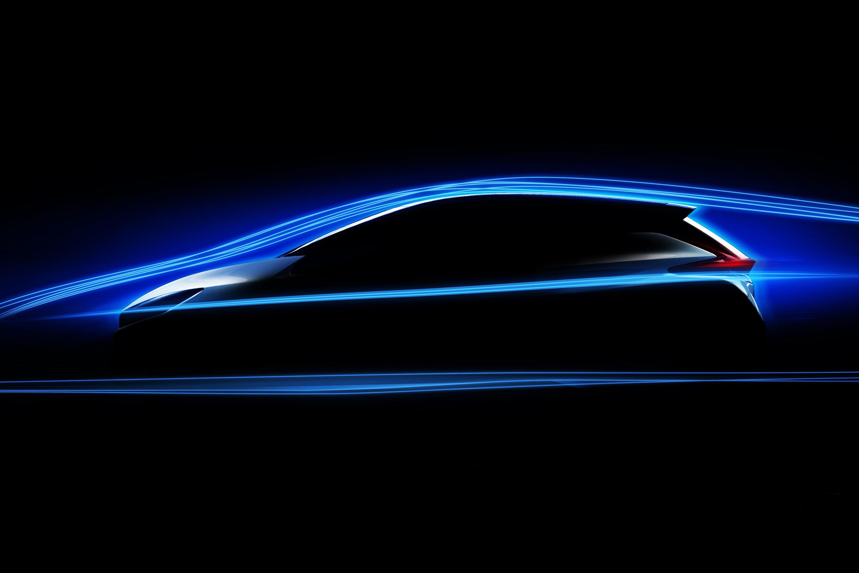 Nissan slipper et nytt bilde av kommende Leaf.