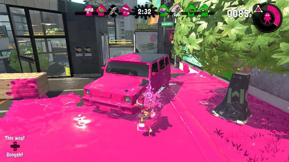 Jeg ønsker meg en rosa bil ...