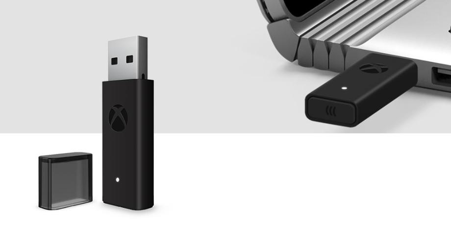 Nye Xbox Wireless Adapter er nesten 70 prosent mindre og koster et par hundrelapper.