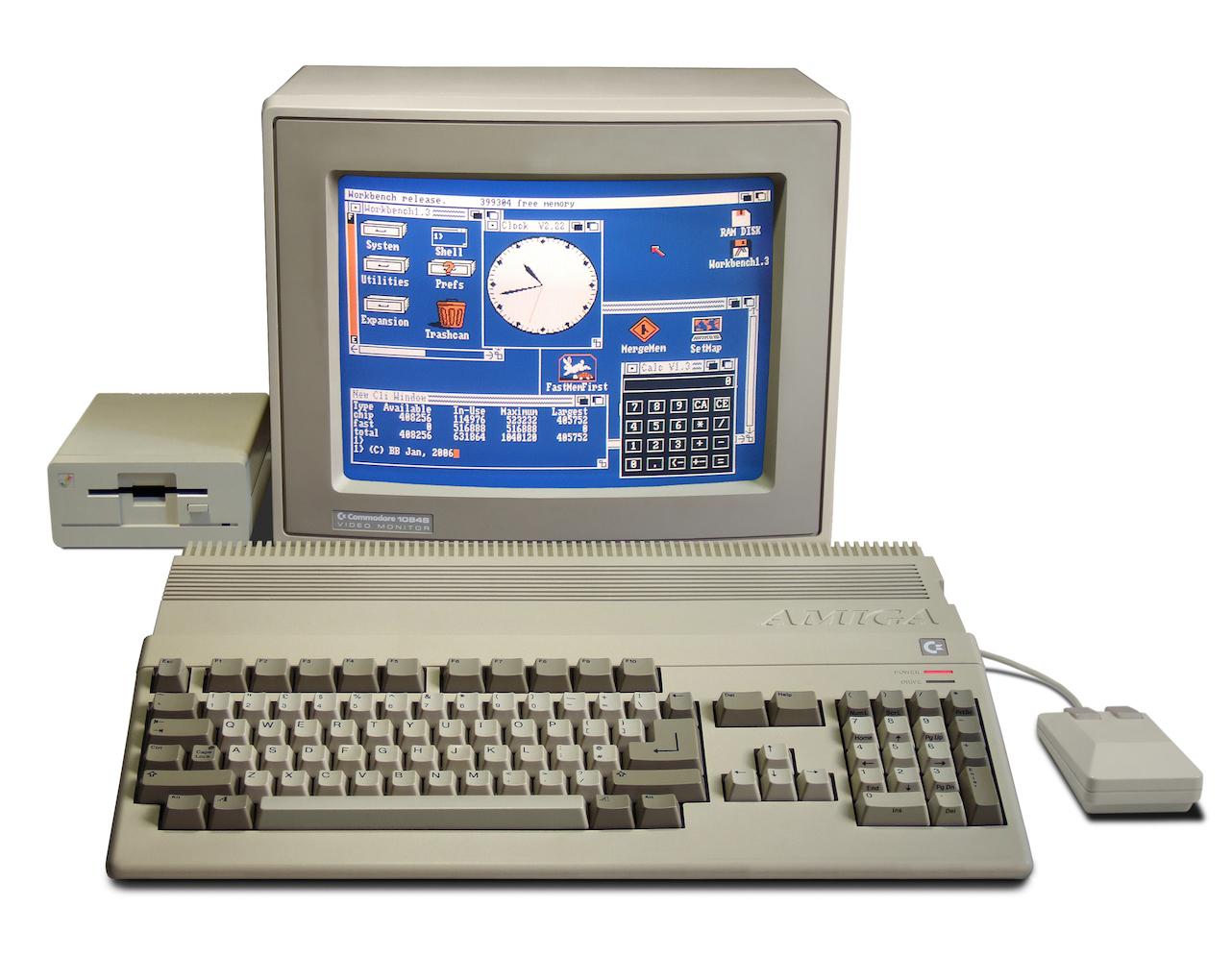 Et nytt Amiga-system slippes i år, og skal være kompatibelt med Amiga 500.