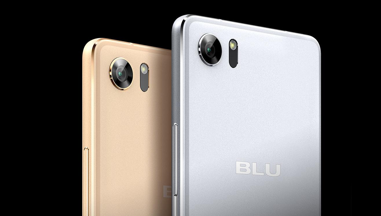 Amazon selger igjen smarttelefoner fra Blu.
