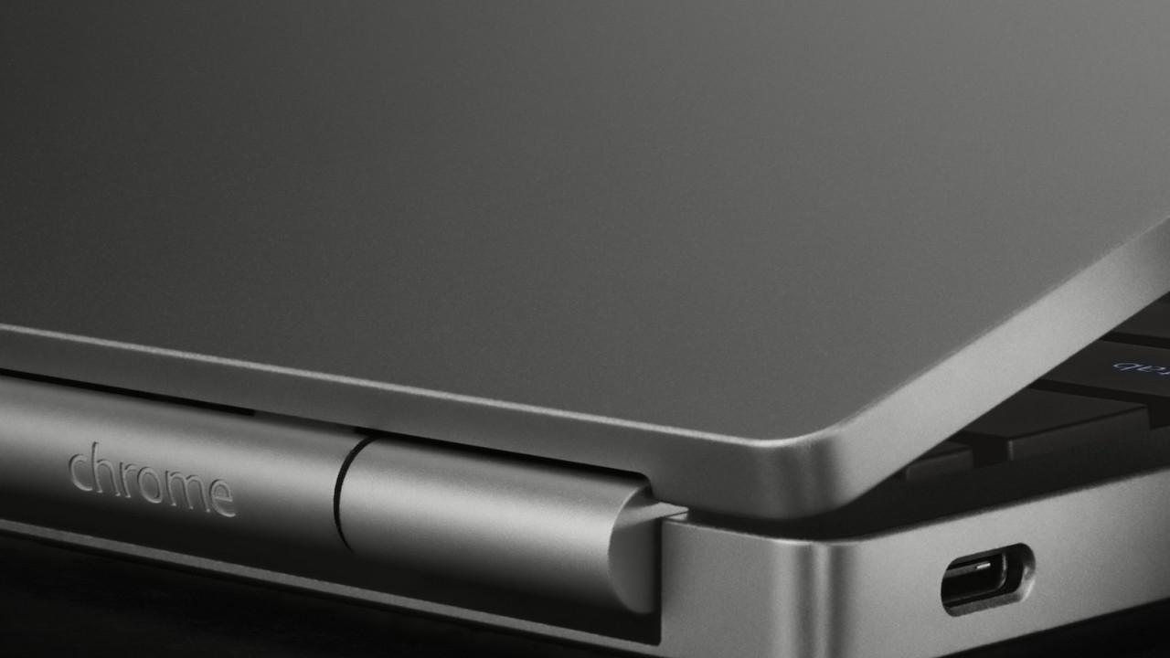 En ny Chromebook fra Google kan være like om hjørnet.