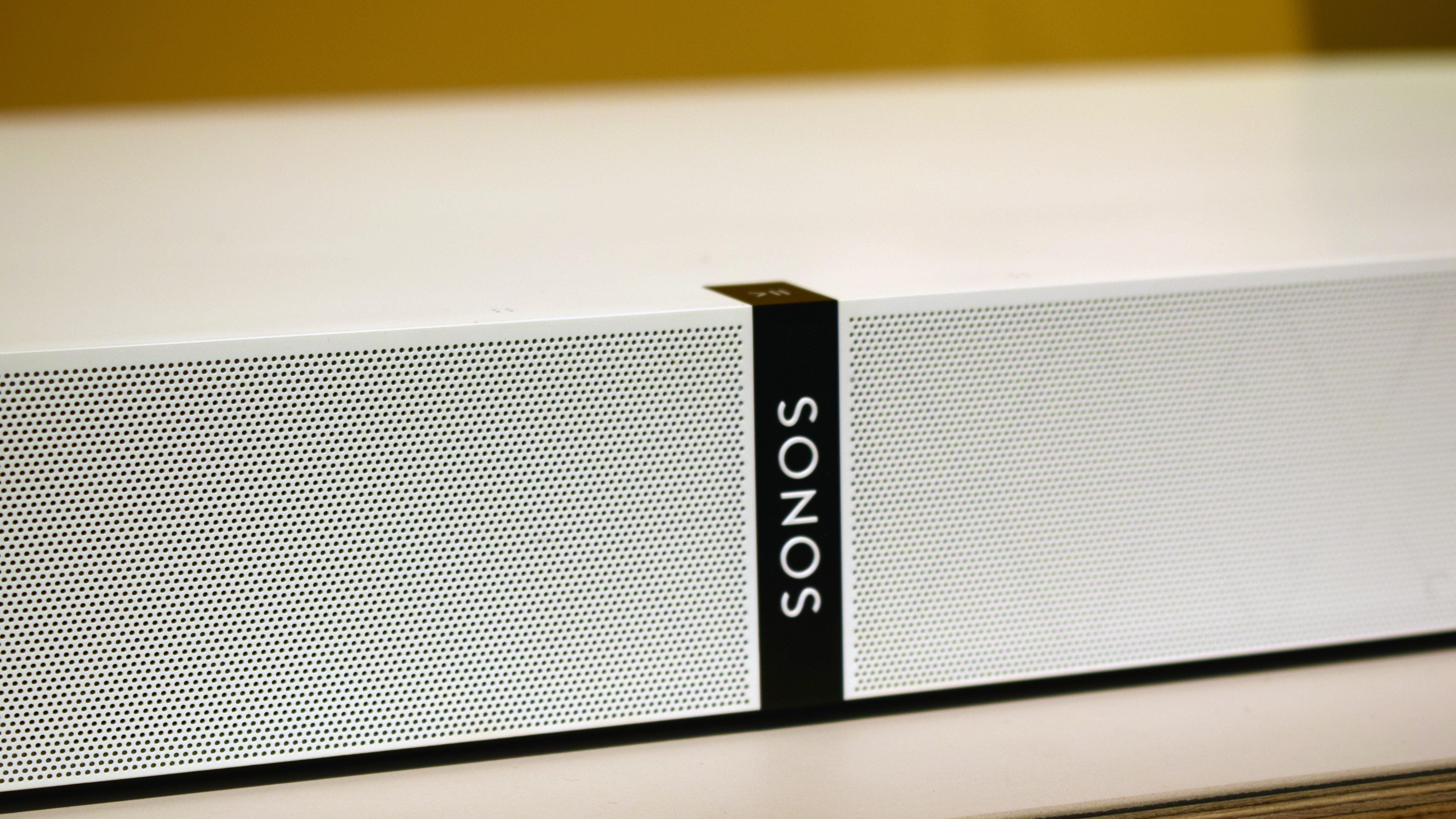 Sonos starter datainnsamling av bruksinformasjon.