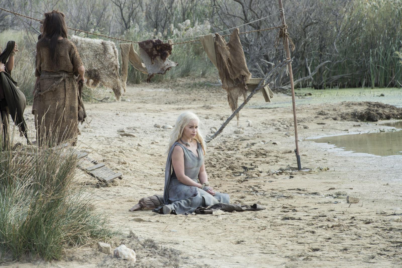 Fire personer er pågrepet etter Game of Thrones-lekkasje.