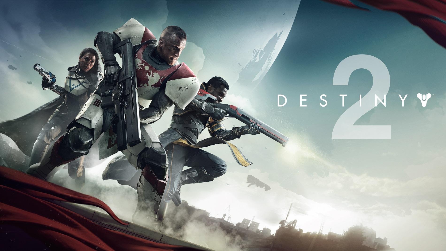 Destiny 2 lanseres 6. september.
