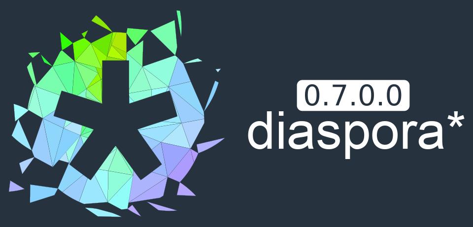 Diaspora er nå tilgjengelig i versjon 0.7.