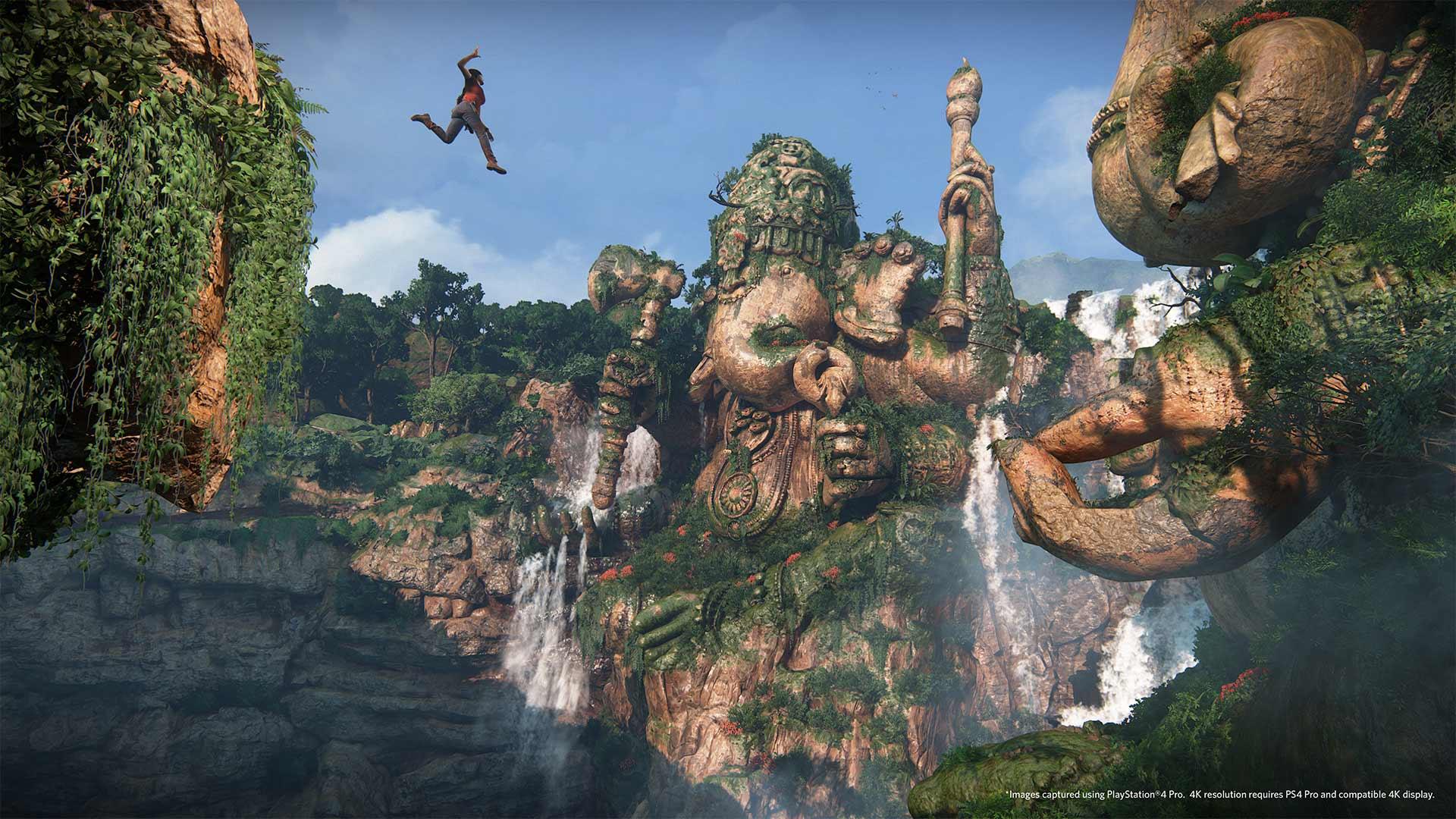 Uncharted: The Lost Legacy finner ikke helt ut av suksessformelen før man nærmer seg slutten.V