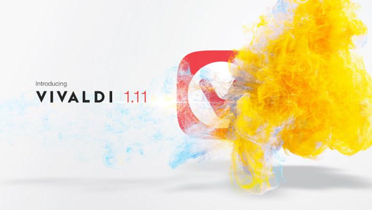 Versjon 1.11 av Vivaldi er lansert med en rekke nyheter og forbedringer.