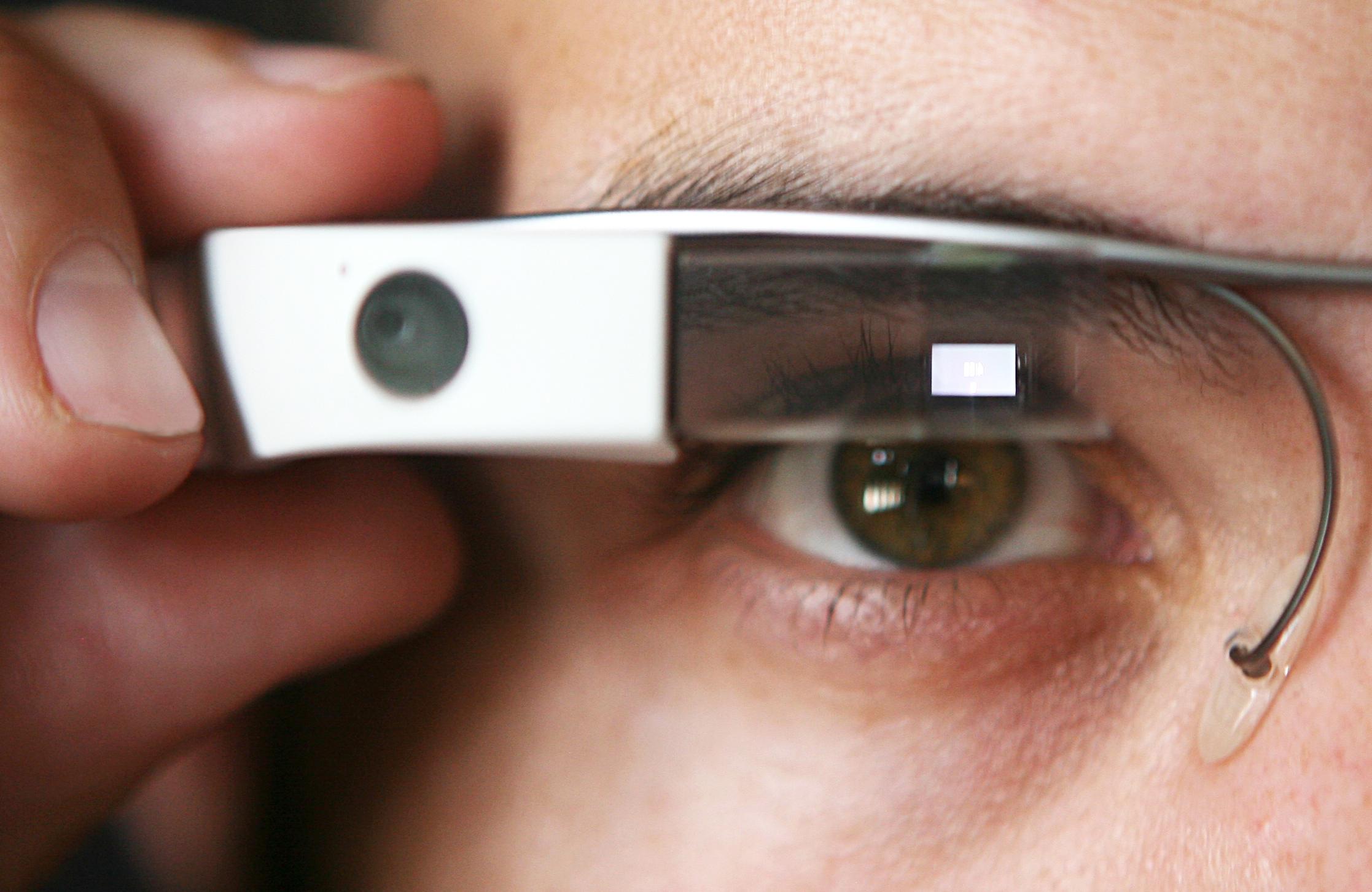 Nye Google Glass er tilgjengelig for salg.
