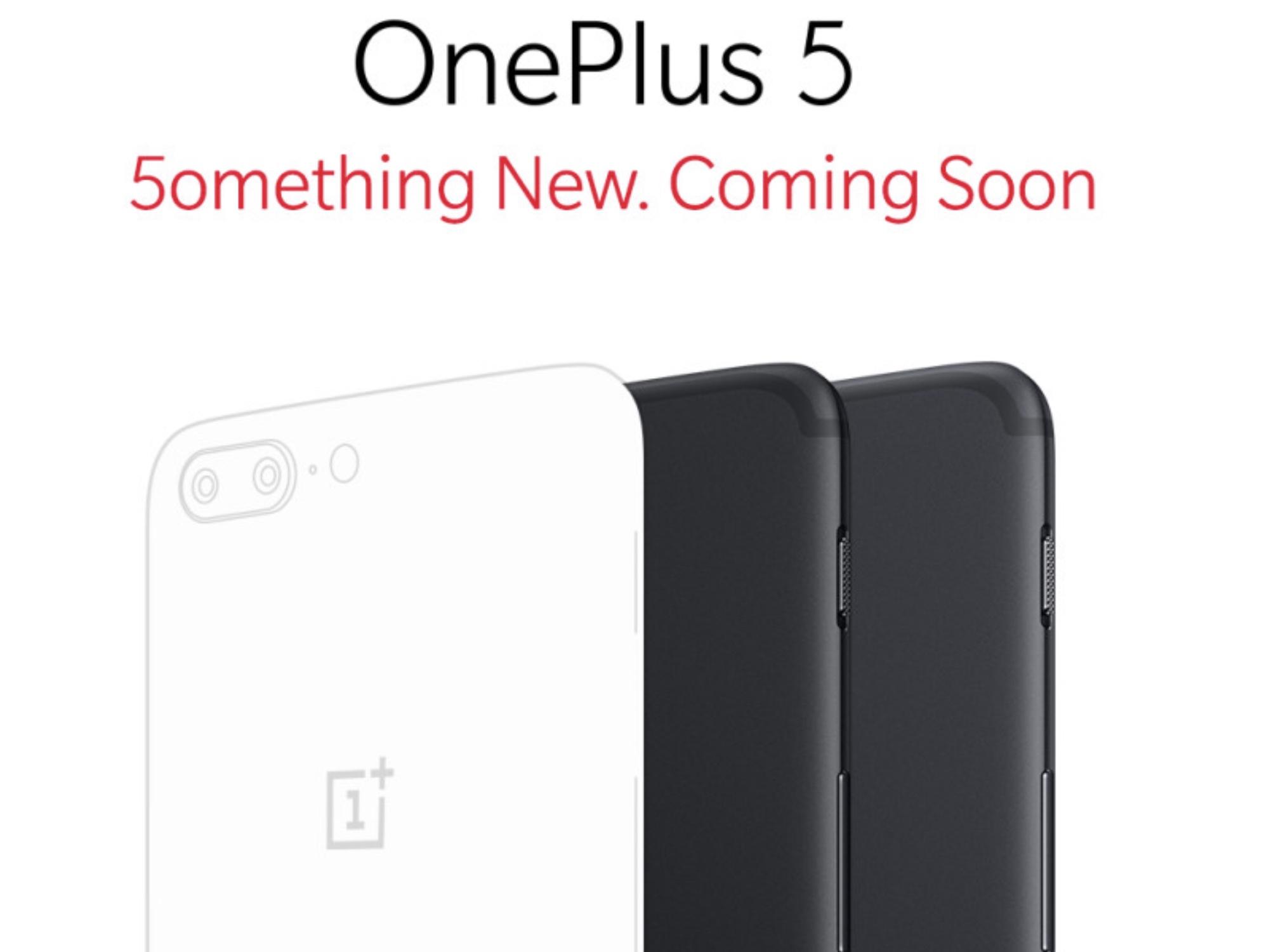 OnePlus har en ny OnePlus på gang, kanskje uten antennestriper.