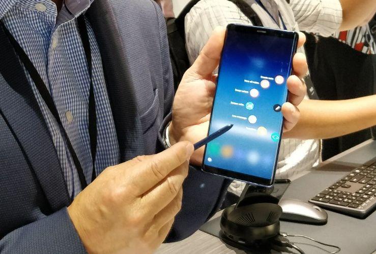 Note 8 ser ut til å være en svært god mobil.