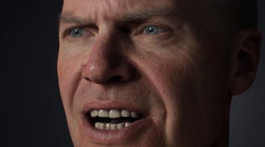 MEETMIKE er en VR-opplevelse med Mike Seymour.