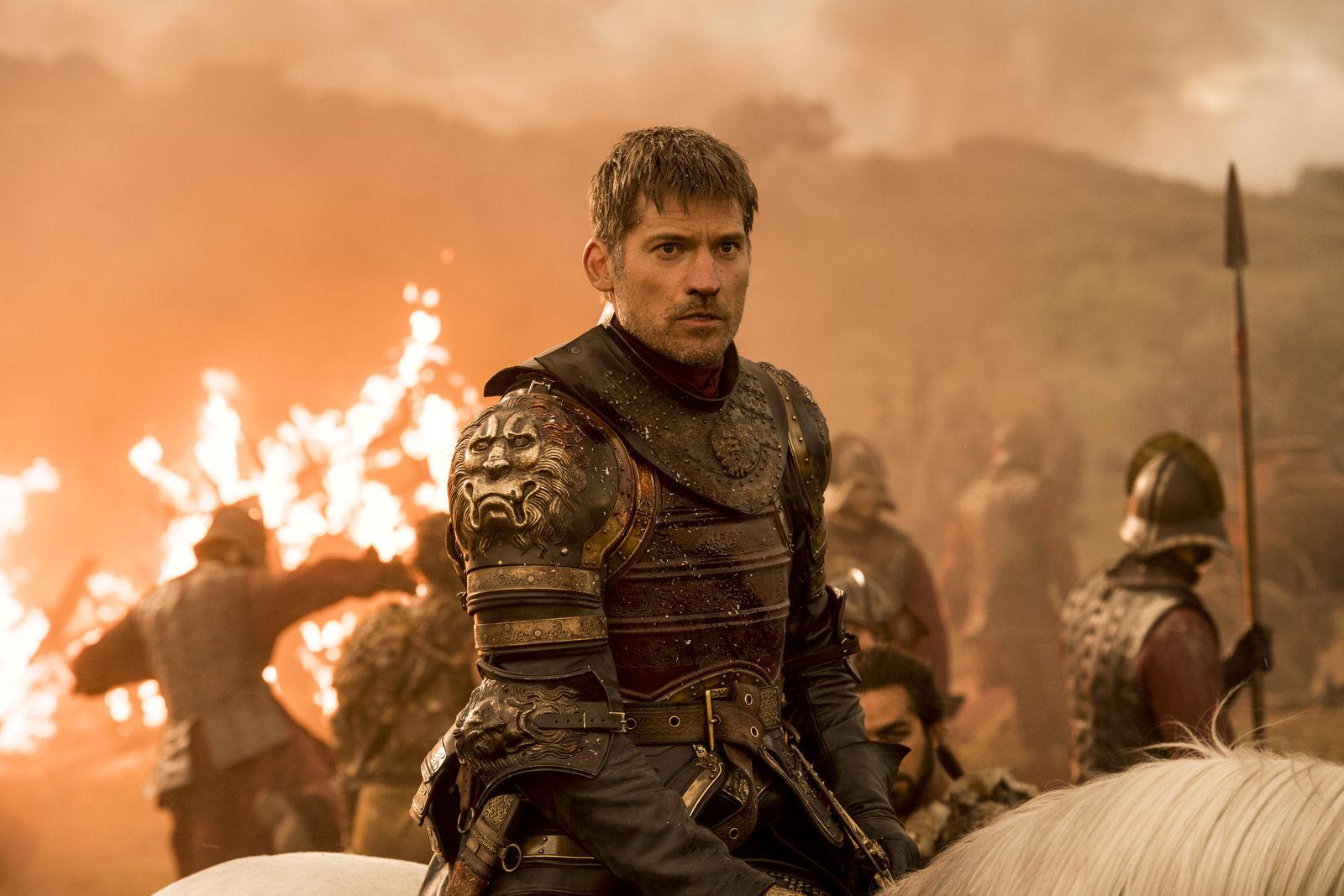 Nikolaj Coster-Waldau i rollen som Jamie Lannister.