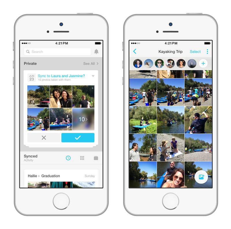 Facebook har testet en Moments-liknende app i Kina.