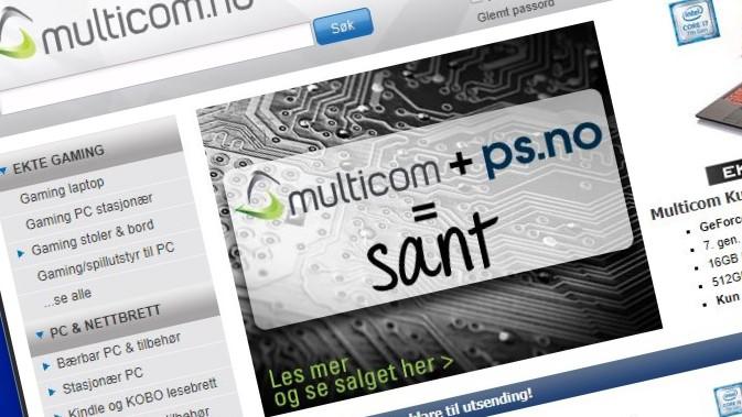 Multicom overtar PS.no.