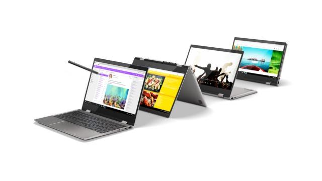 """""""Personlig teknologi får en ny betydning med Yoga 920. Med AI-teknologien kan enheten forutse dine behov og samhandle med deg på en rekke måter. Enheten tilbyr også nye måter å tegne og notere på med Active Pen 2 med Windows Ink. Cortana stemmegjenkjenning2 kan ta i mot kommandoer fra fire meters avstand. Yoga 920 tilbyr også «mixed reality»-utvalg3 og biometrisk sikkerhet, i tillegg til at den er pakket med Intels nyeste Quad Core™ i7 prosessor, Windows 10 OS og en 13,9-tommers berøringsskjerm, i en slank design på bare 1,37 kg og med en skjerm som kan vendes 360 grader."""""""