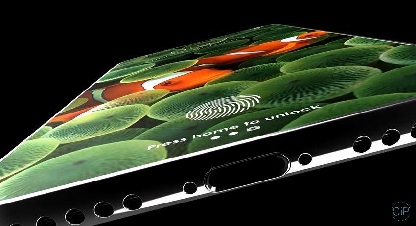 iPhone 8 følger etter Android og Windows 10 Mobile og får en virtuell hjemknapp.