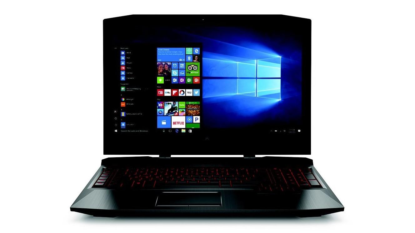 Dette er Omen X Laptop.