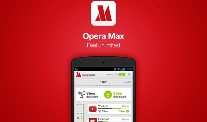 Opera Max er snart historie.