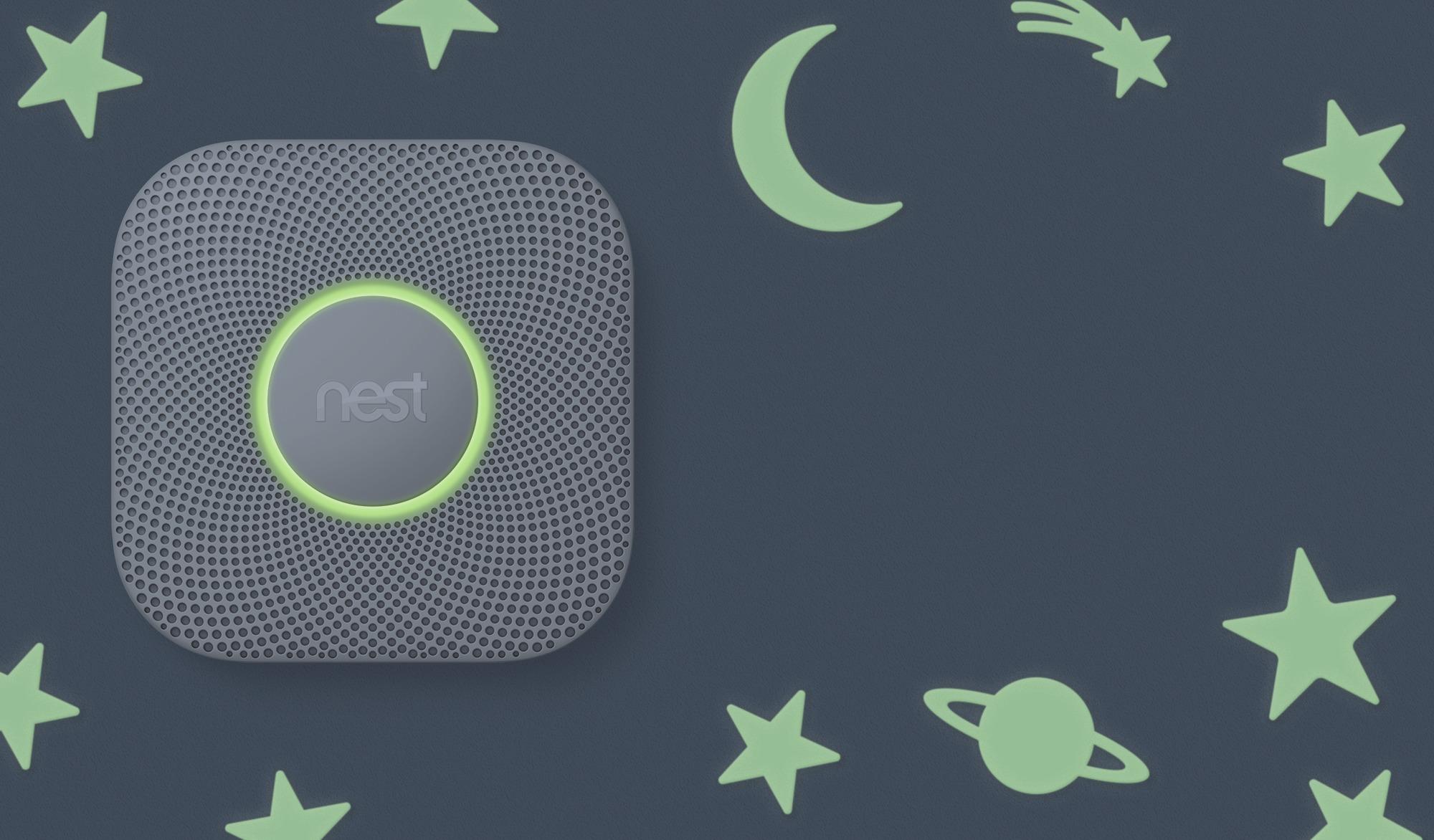 Nest er en smart røykvarsler.