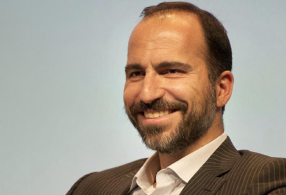 Dara Khosrowshahi er mannen som skal lede Uber. Nå har han fått enda mer å ta fatt i.