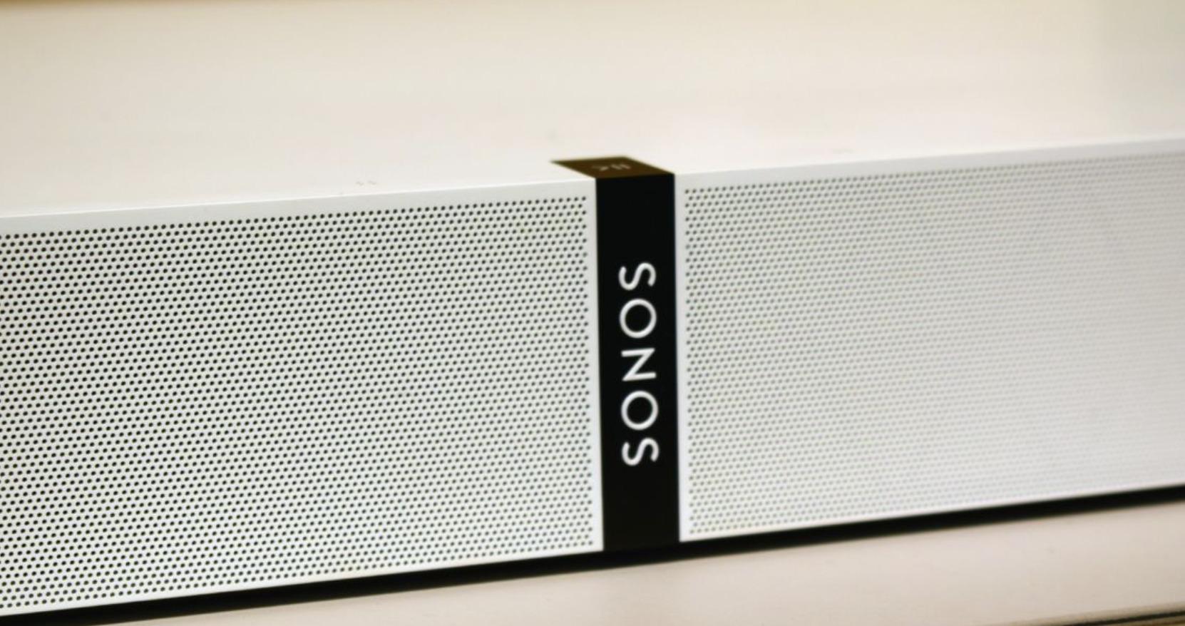 Sonos kommer med nytt produkt snart. Dette er Playbase som vi testet i våres.