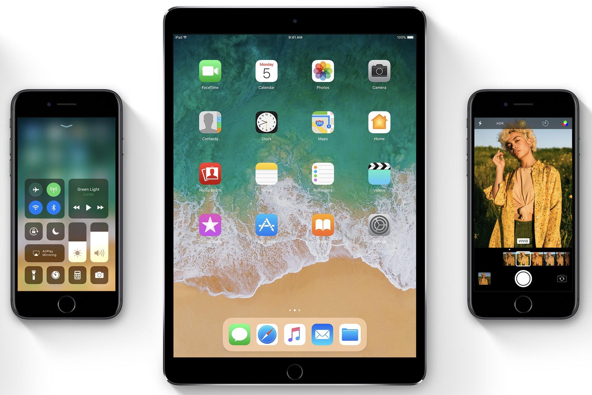 iPhone 8 leveres med en iOS 11-opplevelse ikke helt ulik den du allerede kan oppleve med beta-en på iPad.