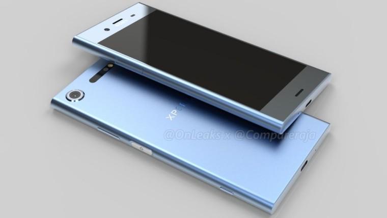 Dette er trolig Sony Xperia XZ1.