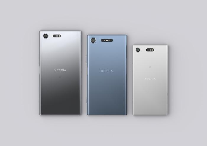 Sonys nye Xperia-mobiler.