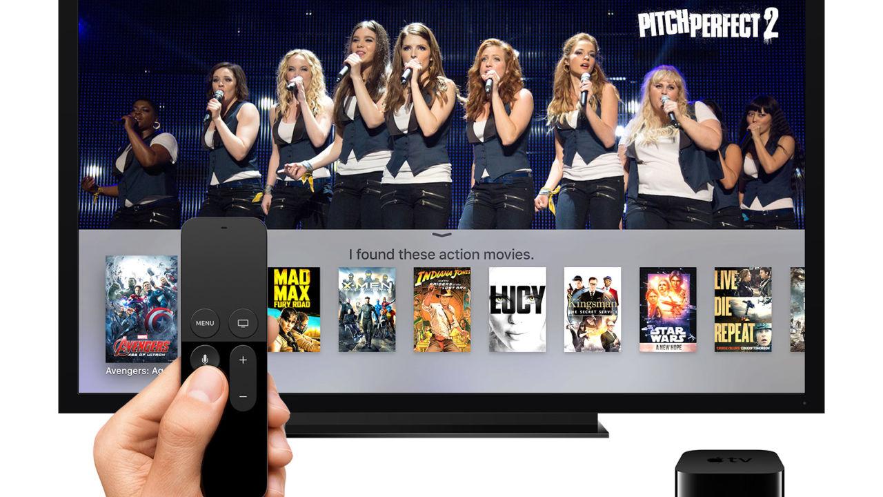 Apple ønsker å ha 4K-innholdet klart når de viser frem nye TV, ifølge WSJ.
