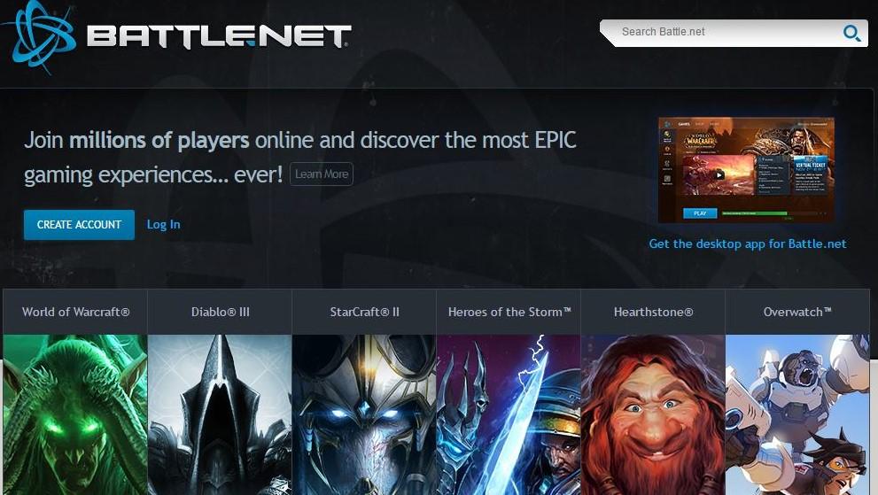 Blizzard hadde planer om å bytte ut Battle.net-navnet, men endret mening.