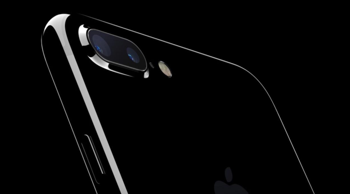 iPhone 8 har stort kamerafokus.