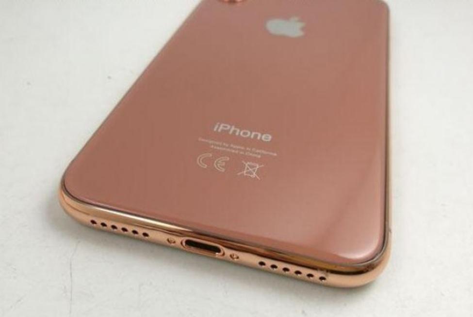 Den ferskeste lekkasjen av den mulige nye fargen til iPhone 8.