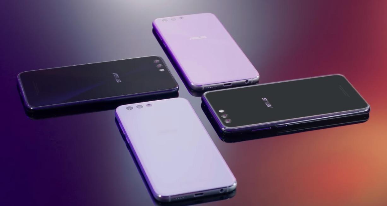 Zenphone 4-serien lanseres i Asia først.